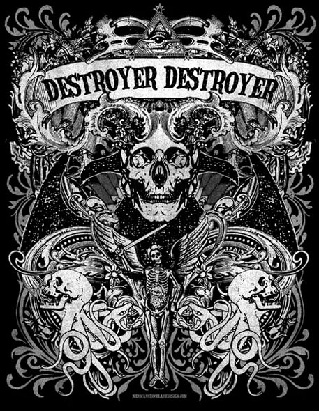 DESTROYER DESTROYER