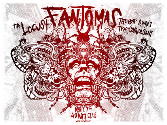 FANTOMAS collab with GIANTSUMO