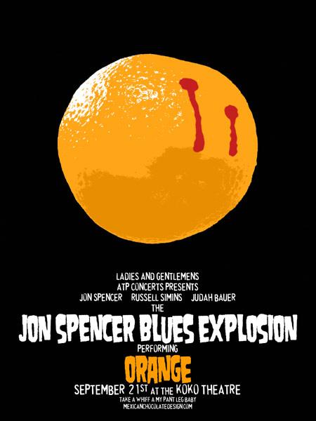 JOHN SPENCER BLUES EXPLOSION ATP