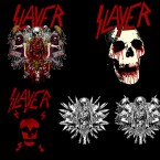 SLAYER shirt roughs