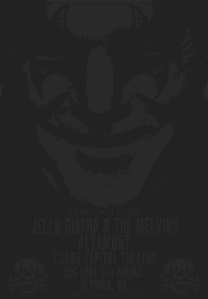JELLO / MELVINS